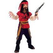 Disfraz de pirata corsario niño