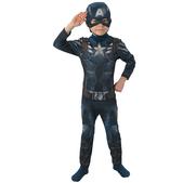 Disfraz de Capitán América Soldado de Invierno para niño