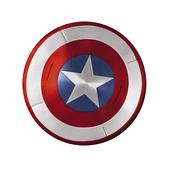 Escudo Capitán América Soldado de Invierno Soft infantil