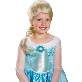 Elsa Frozen Child Wig