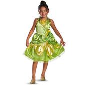 Disfraz de Tiana para niña