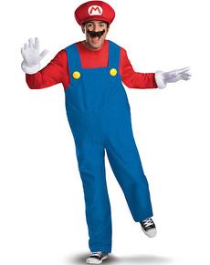 Disfraz de Mario Bros prestige para adulto