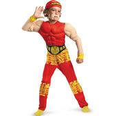 Disfraz de Hulk Hogan para niño