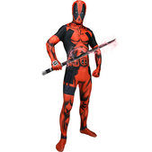 Disfraz de Deadpool Morphsuit