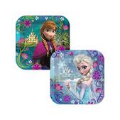 Set de platos de Elsa y Anna Frozen