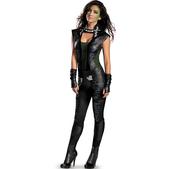 Disfraz de Gamora Guardianes de la Galaxia para mujer