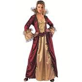 Disfraz de dama de época
