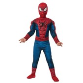 Disfraz The Amazing Spiderman 2 deluxe para niño