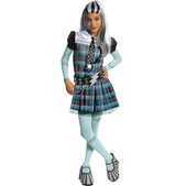 Disfraz de Frankie Stein deluxe Monster High