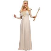Disfraz de Glinda Oz Un Mundo de Fantasía prestige para mujer