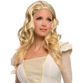 Peluca Glinda Oz Un Mundo de Fantasía para mujer
