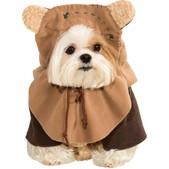 Disfraz de Ewok para perro