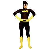 Disfraz de Batgirl bodysuit para mujer