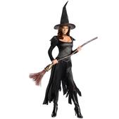Disfraz de la Bruja Mala del Oeste Oz un Mundo de Fantasía para mujer
