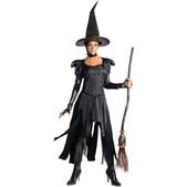 Disfraz de la Bruja Mala del Oeste Oz un Mundo de Fantasía deluxe para mujer