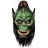 Máscara de Orc World of Warcraft látex deluxe para adulto
