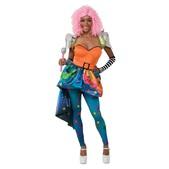 Disfraz de Nicki Minaj Victoria Secrets para mujer