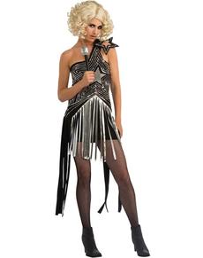 Disfraz estrella Lady Gaga para mujer