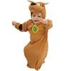 Costume Scooby-Doo pour bébé
