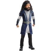Costume thorin bouclier de chêne Deluxe pour enfant, Le Hobbit : Un voyage inattendu