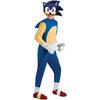 Disfraz de Sonic deluxe para niño