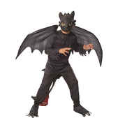 Costume Dragon Krokmou pour enfant