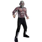 Disfraz de Drax el Destructor Guardianes de la Galaxia para niño