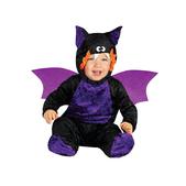 Disfraz de murciélago travieso para bebé