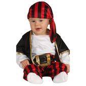 Disfraz de pirata bucanero para bebé