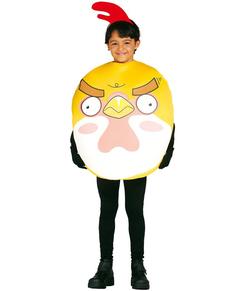 Disfraz de pollito Angry infantil