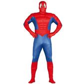 Disfraz de superhéroe arácnido para hombre