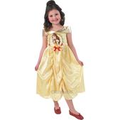 Disfraz de Bella cuento para niña