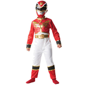 Disfraz de Power Ranger Megaforce Rojo para niño