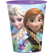 Frozen birthday cup