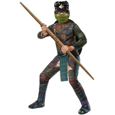 Disfraz de Donatello Tortugas Ninja Movie para niño