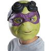 Máscara de Donatello Tortugas Ninja infantil
