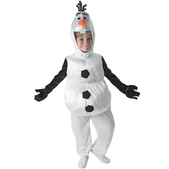 Frozen Olaf costume for a child