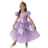Disfraz de La Princesa Sofía premium para niña