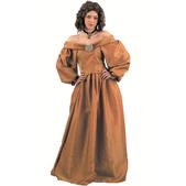 Disfraz de dama Constanza época