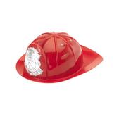 Casco de bombero rojo - Pack de 3