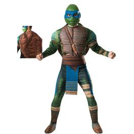 Disfraz de Leonardo Tortugas Ninja Movie para adulto