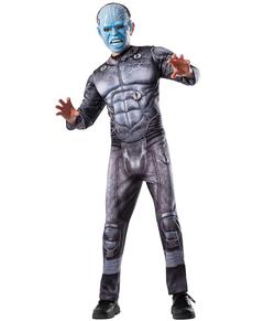 Disfraz de Electro The Amazing Spiderman 2 para niño