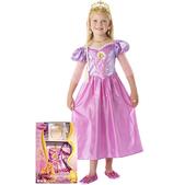 Disfraz de Rapunzel Classic para niña en caja