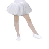 Tutú de bailarina blanco para niña