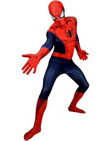 Disfraz de Spiderman Classic Morphsuit
