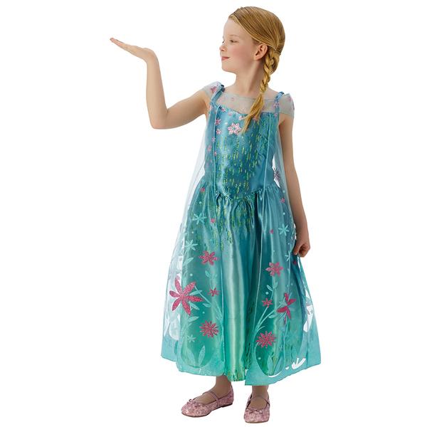 Disfraces Frozen Fever El Nuevo Disfraz De Elsa Y Anna