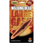 Prótesis de corte profundo The Walking Dead de látex