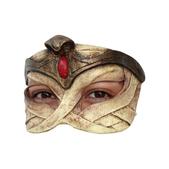 Media máscara de Momia Egipcia de látex
