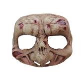 Media máscara de Zombie de látex