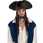 Sombrero de Jack Sparrow Piratas del Caribe